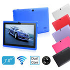 "Color 7"" inch Google Android 4.2 Dual Core & Camera WIFI 4GB/8GB/16GB Tablet PC"
