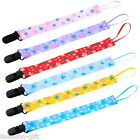 1PC Pacifier Clip Holder Babysiting Infant Accessory Craft Colorful 26x3.1cm