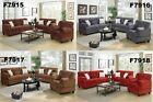 4 chairs in living room - Microfiber Living Room Furniture 3 Pc Sofa Set Sofa Loveseat & Chair In 4 Colors