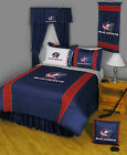 Columbus Blue Jackets Comforter and Sham Twin Full Queen King