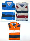 Tommy Hilfiger Mens Polo Shirt 3 Various Colors Sizes Small, XLg & XXLg NWT