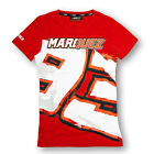 Marc Marquez Large 93 Moto GP Womens T-shirt Red Official 2015