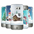 HEAD CASE DESIGNS CHRISTMAS IN JARS HARD BACK CASE FOR SAMSUNG GALAXY S6 G920