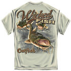 Wicked Catfish T shirt Print Both Sides