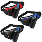 New QUADRA Teamwear Sports Jogging Running Hydro Belt Bag in 3 Colours One Size