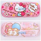 SANRIO HELLO KITTY MY MELODY CLEANING CLOTH AND GLASSES CASE GIFT SET 9-5354-