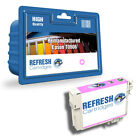 REMANUFACTURED (NON GENUINE) T0806 LIGHT MAGENTA INK CARTRIDGE FOR EPSON PRINTER