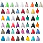 New JUST HOODS College Hoodie in 50 colours S - 3XL