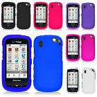 For Verizon Pantech Hotshot 8992 Colorful Rubberized Hard Case Cover Accessory