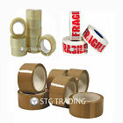 CLEAR - BROWN - MASKING - FRAGILE - CROSSWEAVE - TAPE