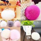 Hot Pendant Cute Soft Fur Ball Handbag Key Chain Cell Phone Car Pendant Fashion
