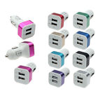 Universal Car 12V To 5V 2Port USB Charger Adapter For Smart phone GPS Trendy