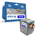 COMPATIBLE NEOPOST 342192 FRANKING MACHINE MAILMARK CARTRIDGE WITH BLUE INK