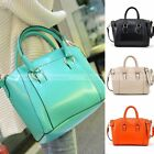 Womens Lady Leather Handbag Shoulder Messenger Satchel Tote Purse Bag Cross Body