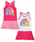 Girls My Little Pony Dress Kids Summer Beach Cotton Dresses New Age 3-  8 Years