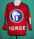 PER-AGE SKRODER TEAM NORWAY HOCKEY JERSEY SEWN ANY SIZE XS - 5XL