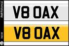 Private Number Plate V8 OAX Looks Like Dax Rush Westfield Tojeiro 427 Kit Car