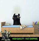Printed Wall Art Wall Toothless How To Train Your Dragon Graphic Sticker Decal