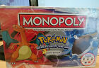 NEW! POKEMON MONOPOLY KANTO EDITION SPECIAL EDITION BOARD GAME - CLEARANCE