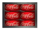Retro Coca Cola Classic Fizzy Soft Drink Poster Pub Bar Restaurant Picture Print £5.99  on eBay