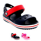 Unisex Kids Crocs Crocband Sandal Beach Holiday Summer Casual Sandals UK 1-13
