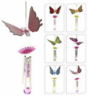 Lovely Butterfly Wind Chimes Garden Decoration Wind Chime Mobile Patio Terrace