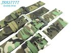 24mm Camouflage Canvas Strap Band Sports Army wristband Military multicolored