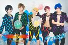 Free! - Iwatobi Swim Club Haruka Nanase Dot Jacket Cosplay Costume Five Colors