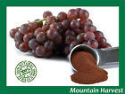 100% PURE ORGANIC GRAPESEED POWDER (VITUS VINIFERA) 1 2 4 6 8 12 OZ GRAPE SEED