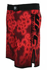 UFC Electric Blaze Fight Shorts (Red)