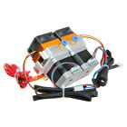 Geeetech Latest MK8 Dual Extruder two print head for Prusa Mendel 3D Printer