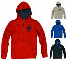 Boys Polo Horse Hoodie Kids Hooded Zip Jumper Top New 3 4 5 6 7 8 9 10 Years