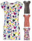 Girls Scuba Midi Dress Short Sleeved Bodycon Kids Dresses New Ages 3-13 Years