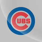 Chicago Cubs 2-Color Decal Sticker - 5 SIZES