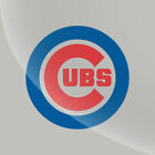 Chicago Cubs 2-Color Decal Sticker -10 SIZES- 3 inch - 12 inch on Ebay