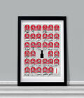 CHICAGO BLACKHAWKS STANLEY CUP WINNERS 2015 PRINT POSTER PHOTO SIGNED AUTOGRAPH