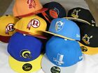 New Era 5950 59Fifty NFL Authentic Historic Retro Fitted Hat Cap $35 Choose team $20.0 USD on eBay