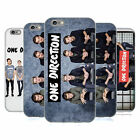 OFFICIAL ONE DIRECTION 1D  GROUP PHOTOS SOFT GEL CASE FOR APPLE iPHONE 6 4.7
