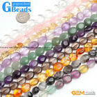 9x12mm Natural Freeform Potato Shape Jewelry Making Gemstone Loose Beads15""