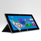 2X Crystal Glossy Screen Protector Shield Film Microsoft Surface 2/ Pro 1 3 WS