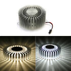 3W High Power White Warm White 3 LED Wall Light Lamp for Hall Bedroom Decor