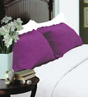 All For You-2 PC quilted pillow shams- standard size-embroidery фото