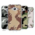 HEAD CASE MILITARY CAMO SERIES 1 SOFT GEL CASE FOR SAMSUNG GALAXY J1