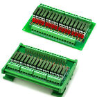 Slim 16 SPST-NO 5A Power Relay Module, PA1a 5V 12V 24V Version to Choose.