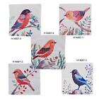 Bird Pattern Cotton Linen Throw Pillow Cushion Case Cover Home Car Decor Gift