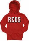 Majestic MLB Youth Boys Cincinnati Reds 300 Hitter Pullover Sweatshirt Hoodie on Ebay