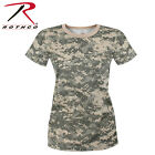 Rothco 5677 Womens Long Length Camo T-Shirt - ACU Digital Camo
