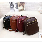 Women School Bags Vintage Shoulder Bag Backpack Satchel Travel Small Hot JRAU
