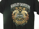 Harley-Davidson Men's short sleeve t-shirt dealer back Vibe Eagles