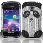 For Samsung Galaxy Proclaim S720C illusion i110 Colorful Bling Hard Case Cover